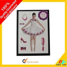 Client own design Promotional fashion digital photo printing