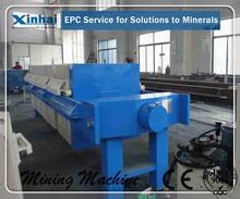 Xinhai Automatic High - Pressure Squeezing Ceramic Filter , Filter Press