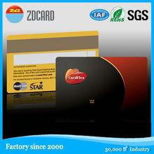 Tarjeta RFID inteligente con banda magnetica y chip