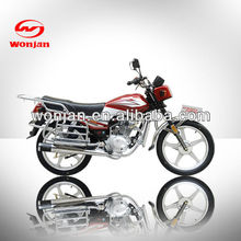 Cheap gas mini used 125cc motorbikes for sale(WJ125-6)