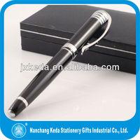 Business heavy metal engraved roller pen