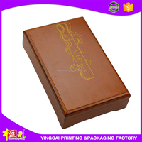 2015 Newest wooden box triangle For Promotion