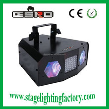 LED Double Heads stroboflash Effect/ LED stage lights disco , clubs, bars, parties, Mobile DJs leds