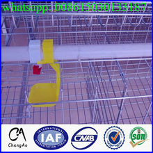 Poultry farming equipment metal chicken house bird cage