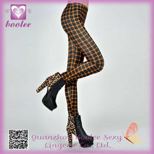 sexy Plaid Leggings PP8363 Sexy Leggings para las mujeres