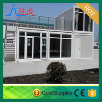 Flat Pack 20ft Container Office Popular Small Container Coffee Shop