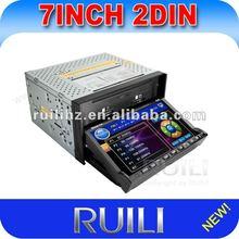 Car DVD GPS 2 din with TV/IPOD/RADIO/Rear Camera