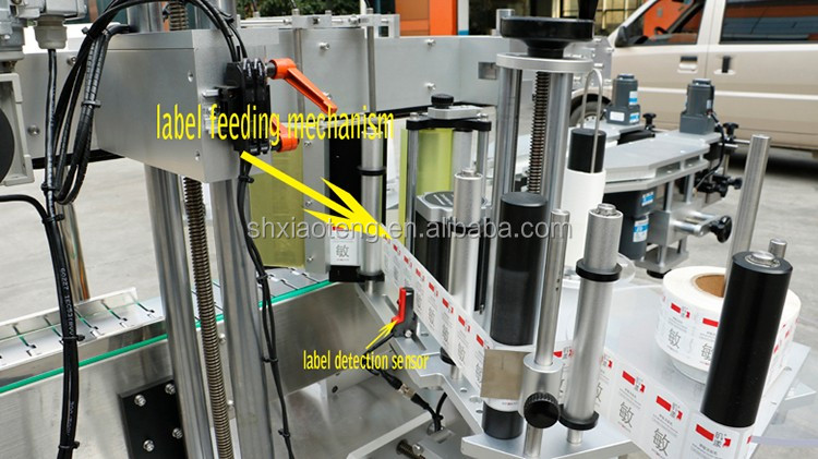 label feeding mechanism