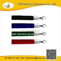 Exported to Europe for barrier stanchion Dia 38mm Velvet Ropes