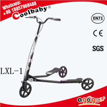 HOT saleing new CE/EN71 2015 New 3 Wheels Kick Scooter Child With Plastic Deck, Cheap Scooter