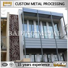 Aluminum 5052 sheet metal work products