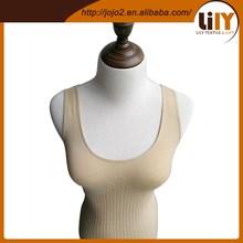 2015 ladies underwear bra new design school girls in vest photos manufacture