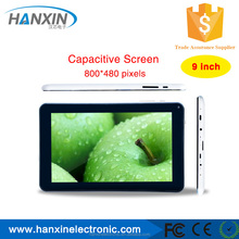 9 inch dual core android tablet pc Bluetooth FM Full Function Android 4.4