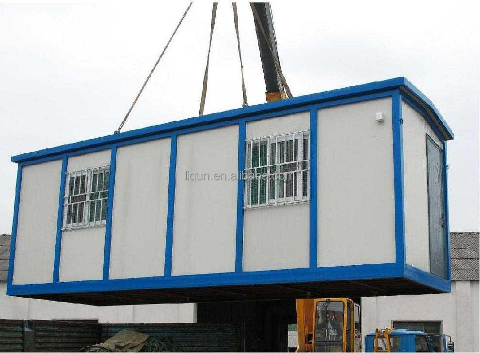 Ready Made Container House Steel Container Home For Sale
