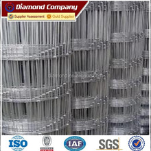 Galvanized cheap farm fence,cheap wrought iron fence,models of gates and iron fence/Wholesale Hot Dipped Galvanized Steel Woven