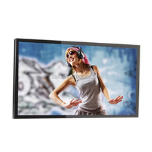 """42"""" Industrial grade screen wall mounted android advertisement video with 1080p full hd"""