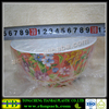 pe disposable bowl cover for 6pcs