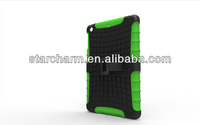 Hybrid Combo Stand Case for ipad mini 2