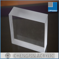 large size thick acrylic glass aquarium