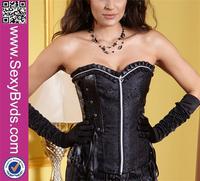 Corset Shaper Type Wholesale waist training corset Quality 9 Steel Bone corsets