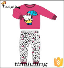 2015 baby clothes kids racing pajamas children clothes boys stripe pyjamas girls long sleeve sleepwear tops+legging 2pcs sets