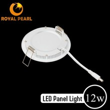 decoration of houses interior 172mm 12w round and square led panel best quality
