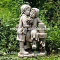de gran tamaño de la figura del mgo estatua decoración balcón para