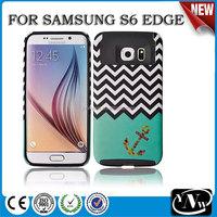 High Class TPU PC Case For Samsung Galaxy S6 G9200 Armor Case