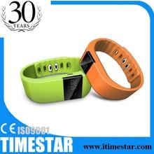 2014 Healthy LED bluetooth bracelet, Pedometer, Sleep monitor, bluetooth wrist bracelet, smart watch bracelet, B9