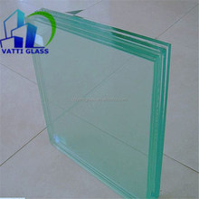 liquid crystal pool fencing glass panel tempered laminated glass price