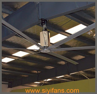 6.1m HVLS Industrial Exhaust Fan with 6 Blades