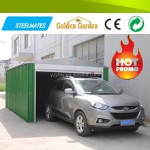 Fabricante de ouro tipo dobrável carro portátil garagem