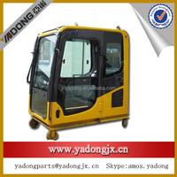 Japan 300 series machine cab excavator construction machinery parts