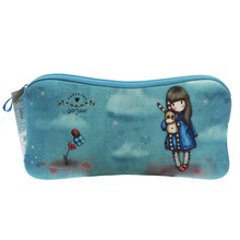 Cute little case to use for makeup, glasses, pencils neoprene case