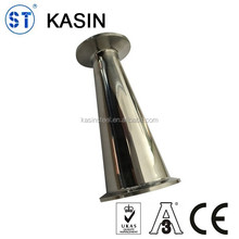DIN pipe fitting reducer
