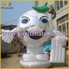 Outdoor Inflatable Cartoon For Advertising, Inflatable Fruit Price