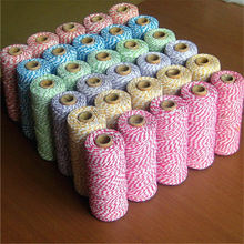 Super quality Crazy Selling brand name wholesale cotton twine