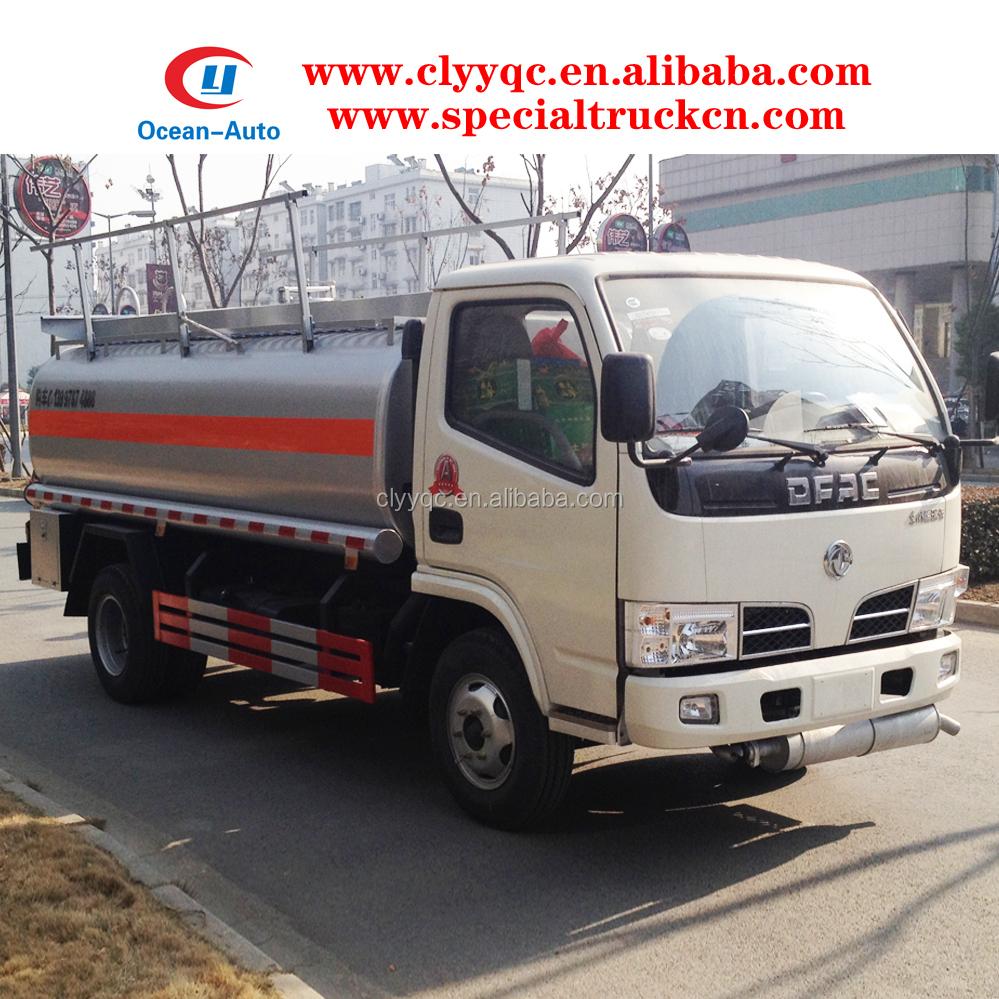 Mini Fuel Mini Fuel Tanker Truck as a