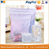 Zipper laundry mesh bag for washing machine