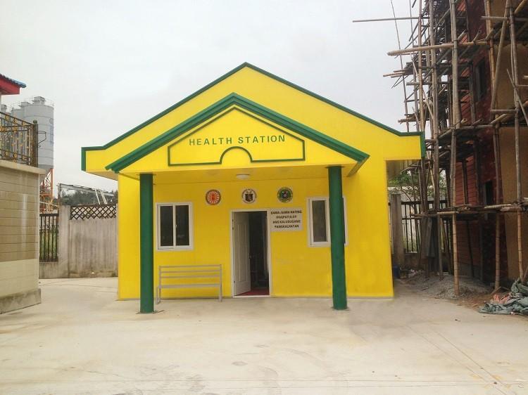 prefab small cabins house