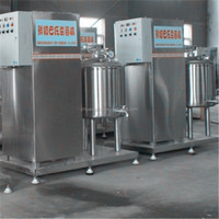 Small Milk Pasteurization Machine for Dairy Processing Machinery