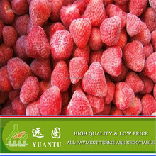 2015 IQF Frozen Strawberry Grade A and B for Different Uses