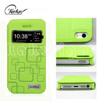 Kakusiga smart cover leather flip case for samsung galaxy
