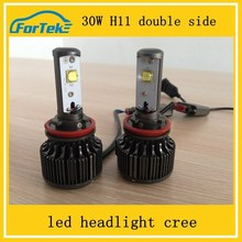 2015 China factory 30W H11 LED headlight super quality best price