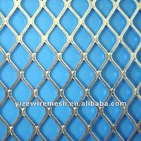 stainless steel expanded metal standard size professional factory
