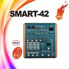 professional DSP USB MP3 play stereo audio mixer
