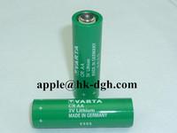 CRAA 3V 2000MAH AA size lithium battery