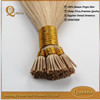 Wholesale I-TIP 1g remy hair extensions stick Keratin Prebonded hair extensions double drawn remy hair extensions