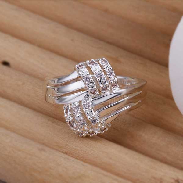 Wholesale Hot Sell Wholesale Sterling 925 Silver Ring 925