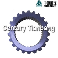 2159304015 CONNECT GEAR-SLOW REVERSE GEAR china howo truck gearbox/transmission parts for sale
